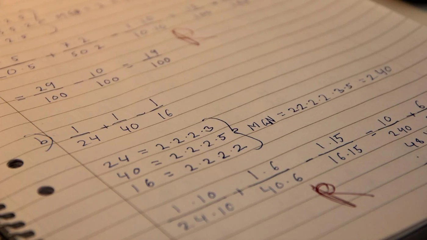 What Is The Answer To Your Math Problem
