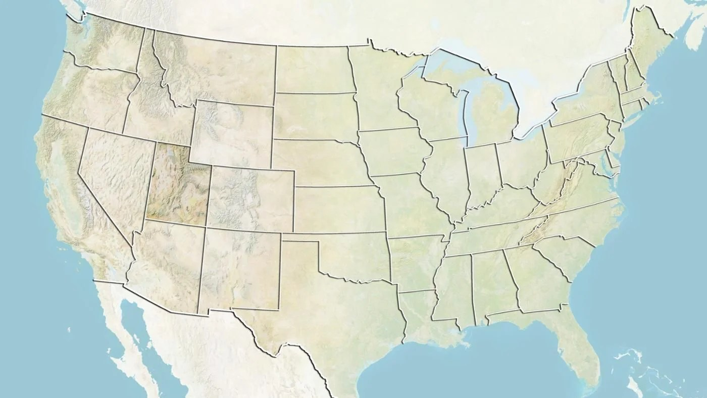 What Are The Capitals Of All 50 States
