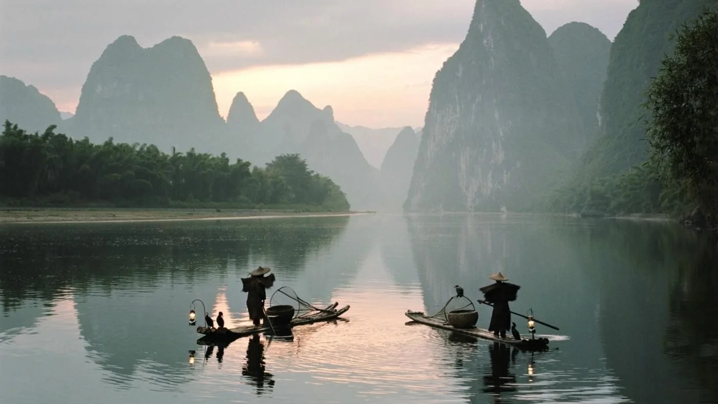 What Are The Physical Features Of China