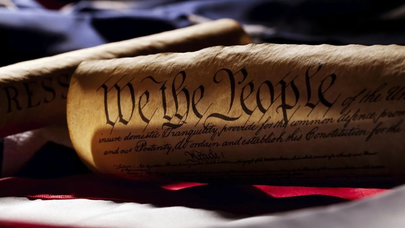 What Are The Three Main Parts Of The U S Constitution