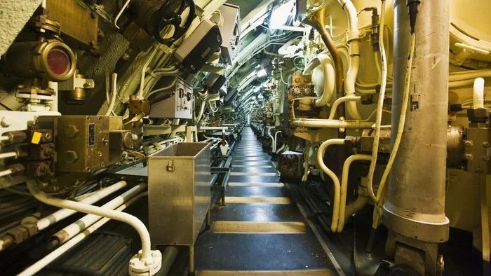 What Is Inside A Submarine?