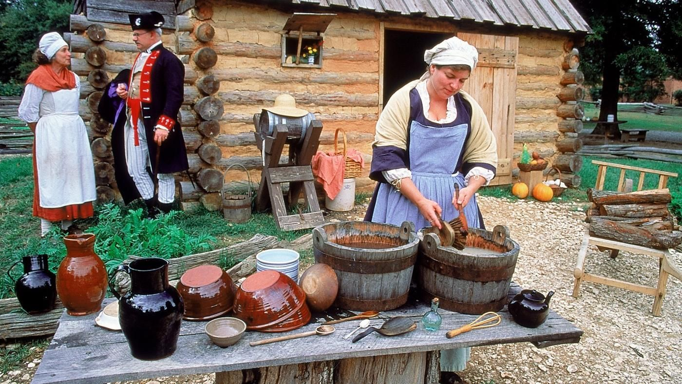 What Was A Typical Day Like In Colonial Life