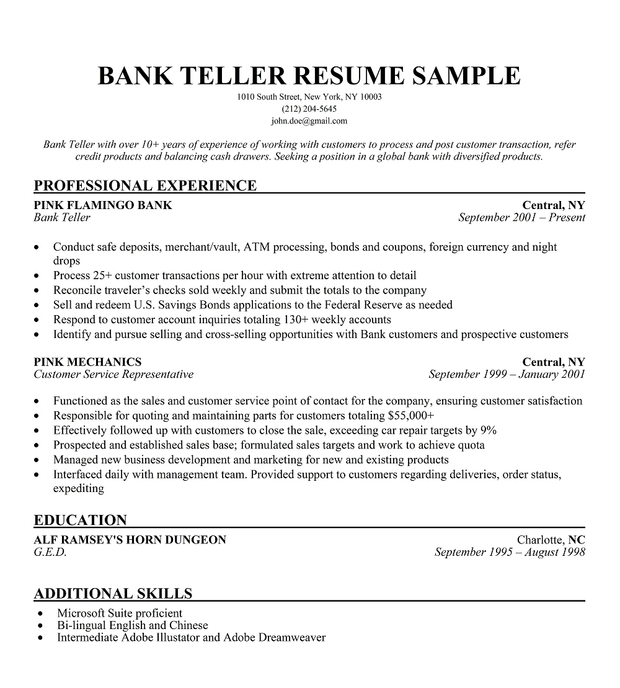 Sample Application Letter Job Vacancy Bank - Cover Letter Templates