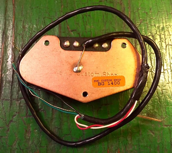 Seymour Duncan BG 1400 Stack Tele Pickup | Reverb