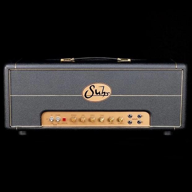 Suhr Sl68 100 Watt Large Box Guitar Amp Head