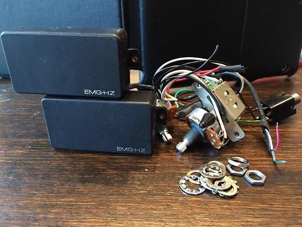 Emg Hz Wiring