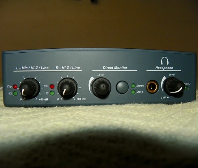E Mu 0202 Audio Interface 2006