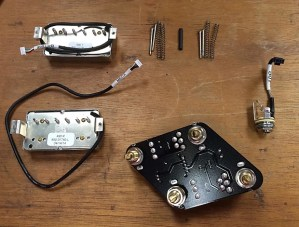 Gibson 490R and 490T 2014 Chrome Electric Guitar Humbucker