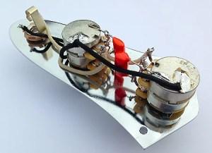 Fender American Vintage 62 Jazz Bass PREWIRED Control   Reverb