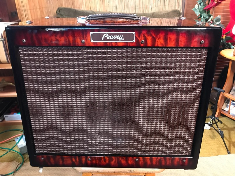 Peavey Classic 30 Ltd Quilted Maple
