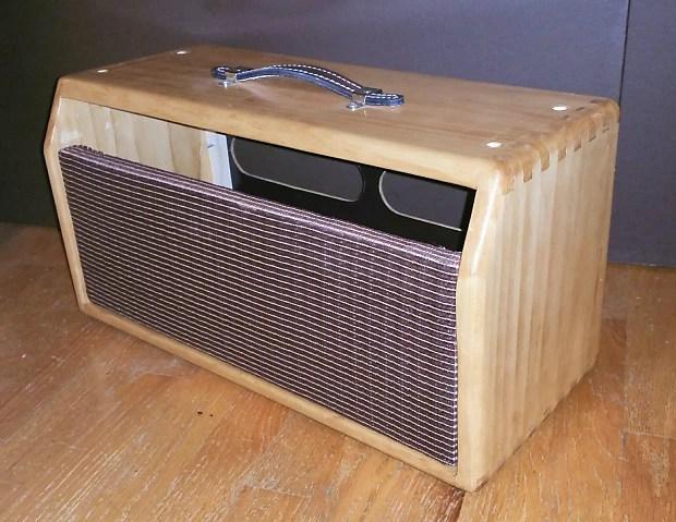 Fender Princeton Reverb Custom Head Cabinet