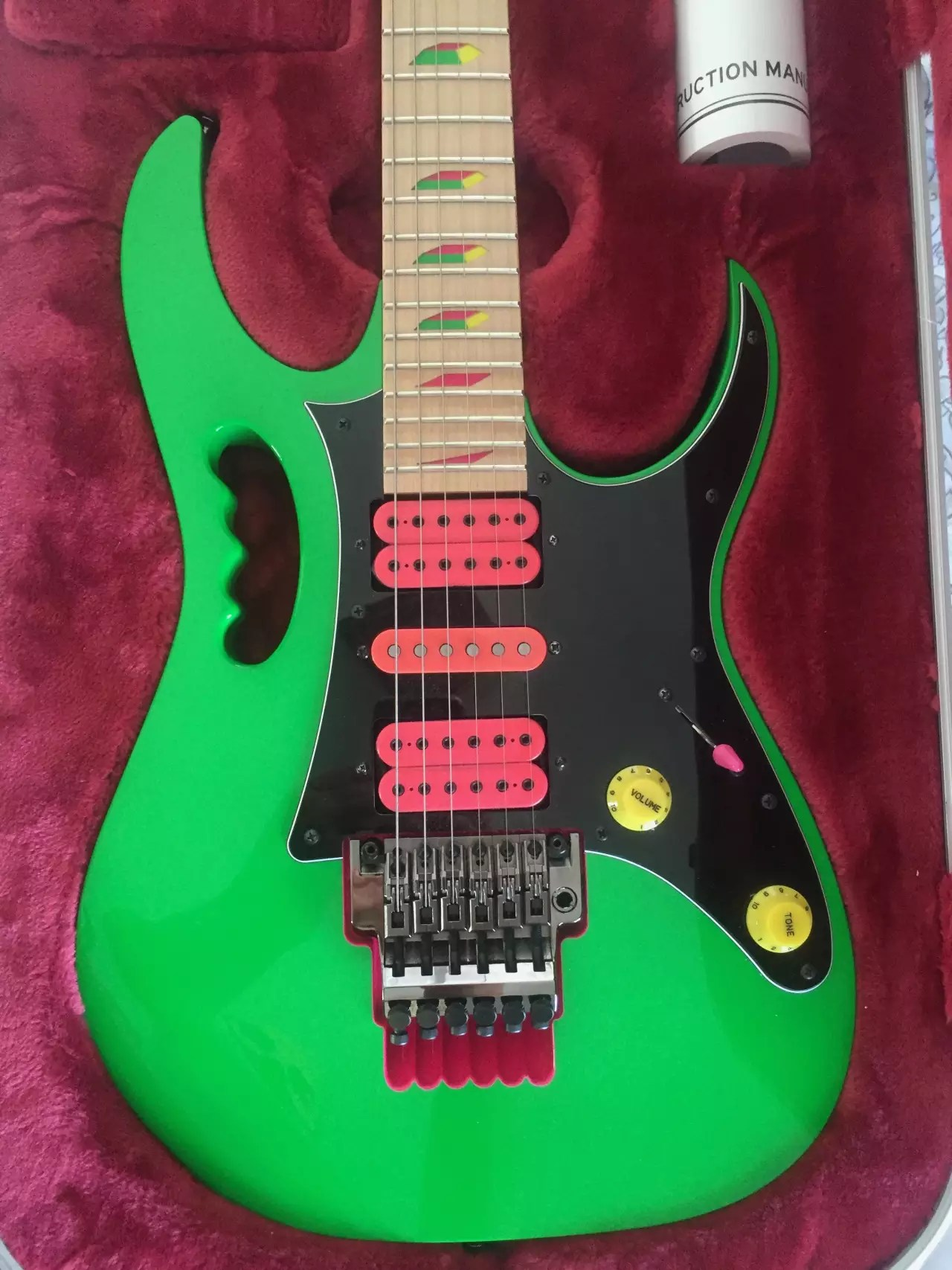 Ibanez Jem 777 Lng 30th Anniversary Limited Edition