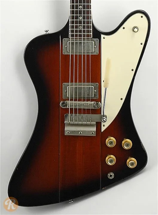 Gibson Firebird Iii Sunburst