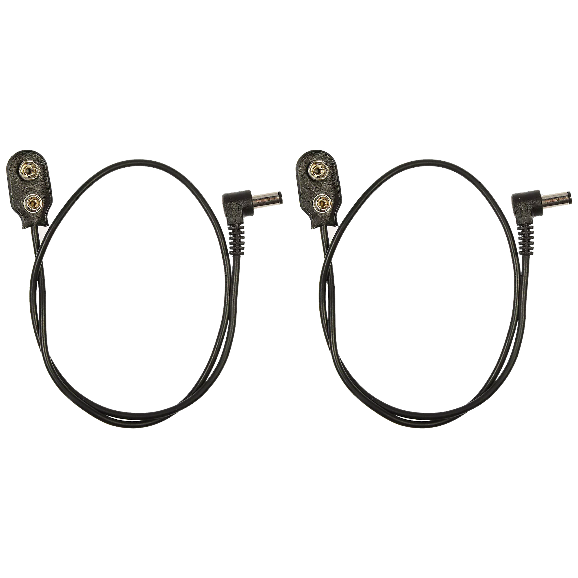Voodoo Lab Cable 2 1mm To Battery Snap Right Straight 18