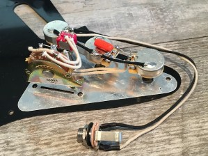 David Gilmour The Black Strat Wiring Harness Stratocaster   Reverb