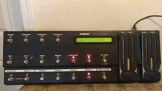 Spider Iii Line Amp 6