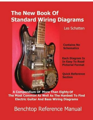 Schatten Book of Standard Wiring Diagrams for Guitar and Bass | Reverb