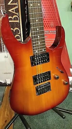 Ibanez Rg421 Lvs Electric Guitar Quantum Pickups Solid