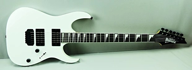 Ibanez Grg120bdx Electric Guitar White Refurbished R I4