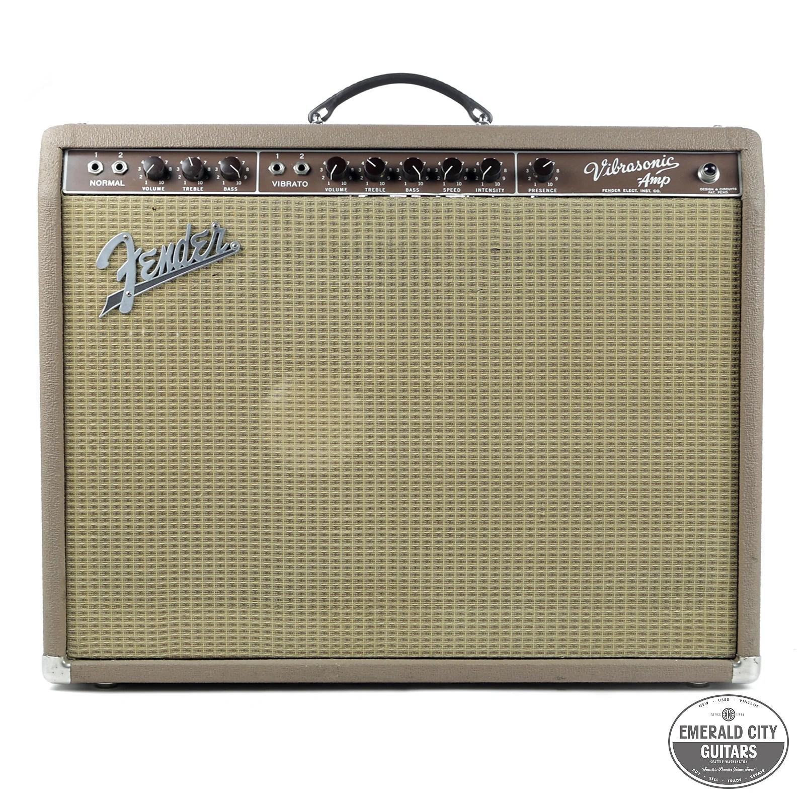 Fender Vibrasonic