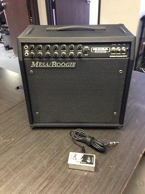 Mesa Boogie Dc2 Studio Caliber Black
