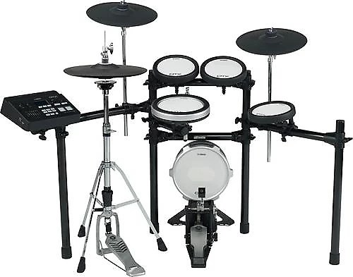 Yamaha DTX720K 8 Piece Electronic Drum Set  Used    Reverb 17  price drop