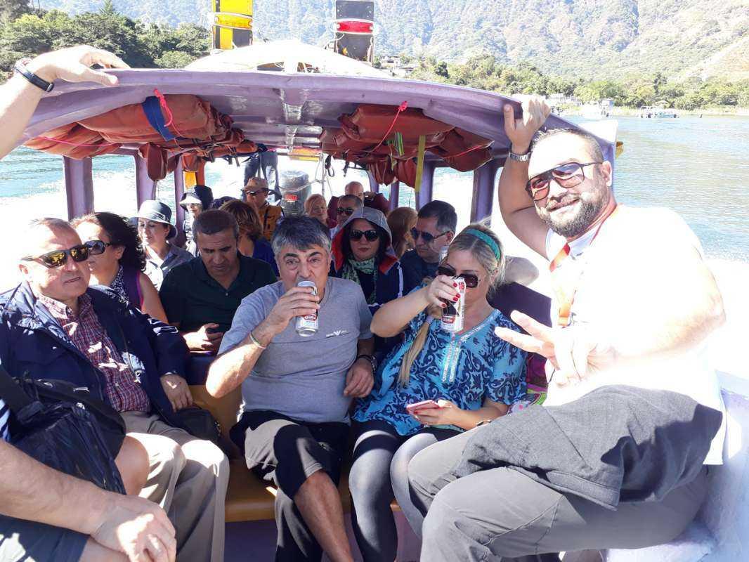 Lake Atitlan Tour by boat