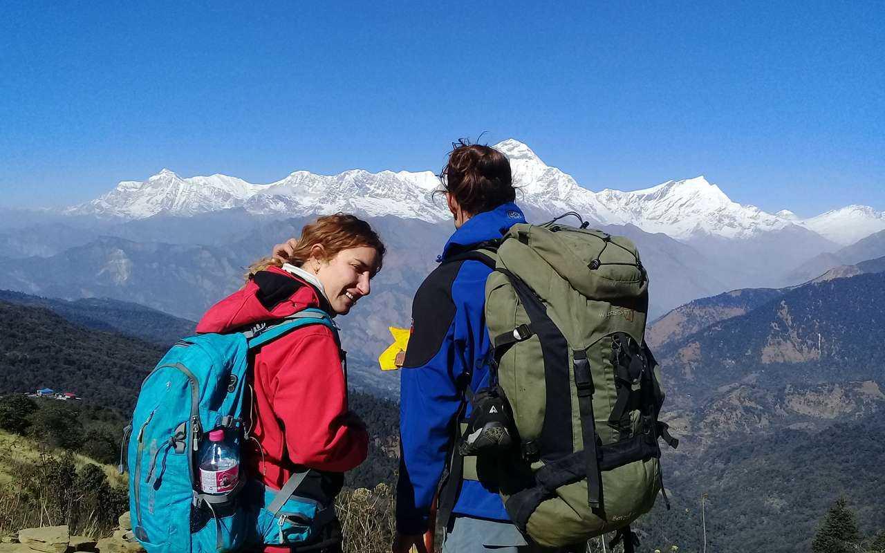 3-Day Ghorepani Poon Hill Trek