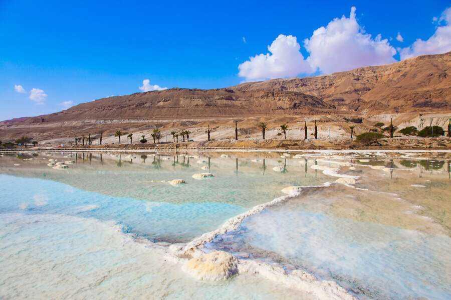Jericho, Jordan River & the Dead Sea Tour from Tel Aviv
