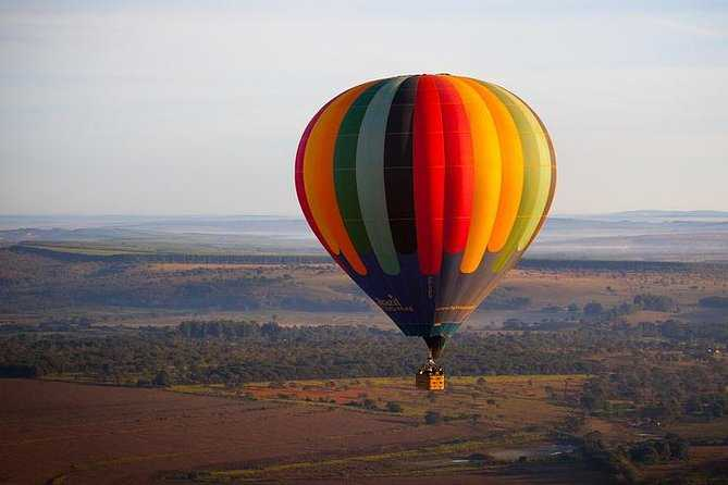 Hot Air ballooning in South in Goa