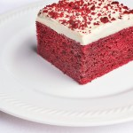 One Layer Red Velvet Cake Ricardo