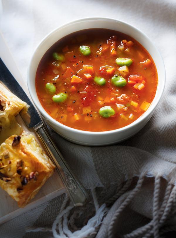 Soupe Légumes Maison Calories | Ventana Blog