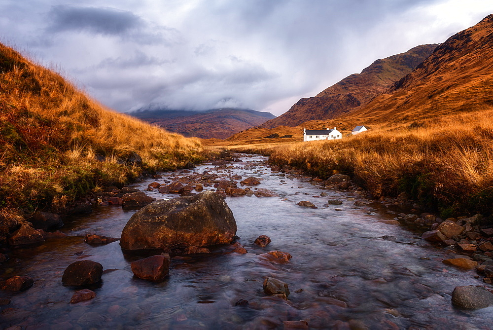 The Isle of Mull in the Inner Hebrides