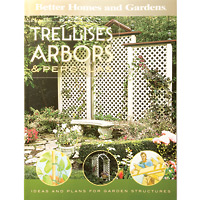 Trellises, Arbors and Pergolas Book