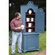Painted Cupboard, New Yankee Workshop DVD