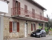 La casa, non di lusso, di al Qaddumi alla periferia di Perugia (foto umbria24.it)