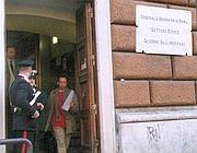 Il tribunale fallimentare di Roma (foto Proto)