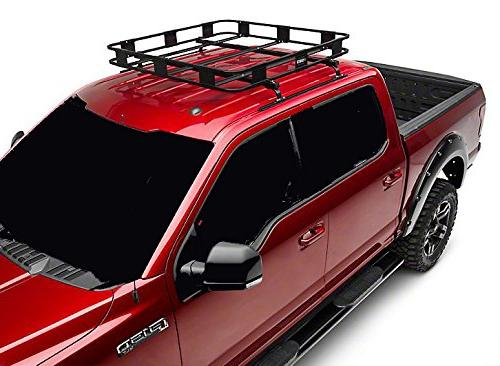 roof mounted basket rack ford f 150