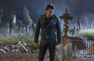 Ghost Rider: Johnny In The Graveyard