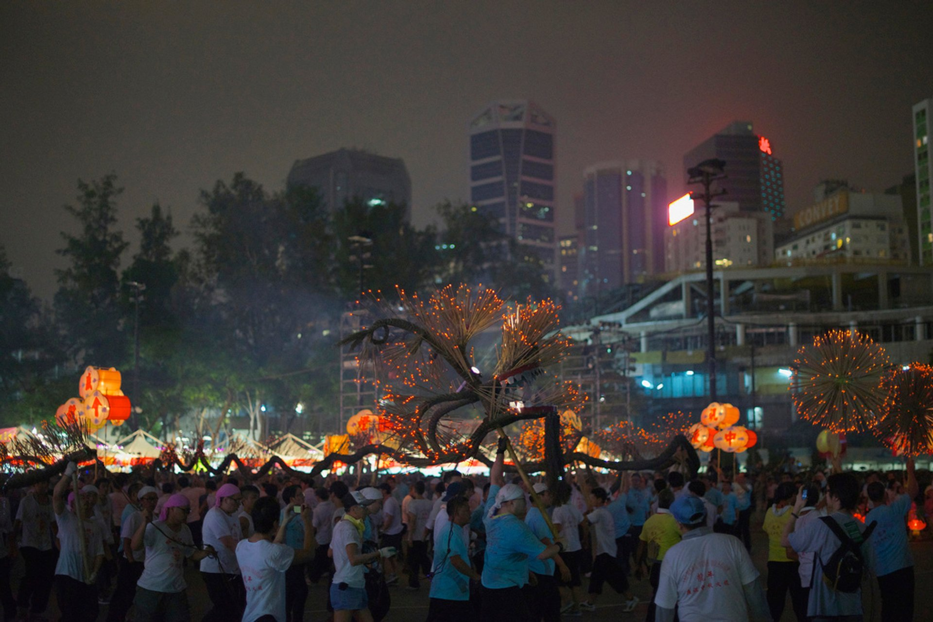 Mid Autumn Festival In China