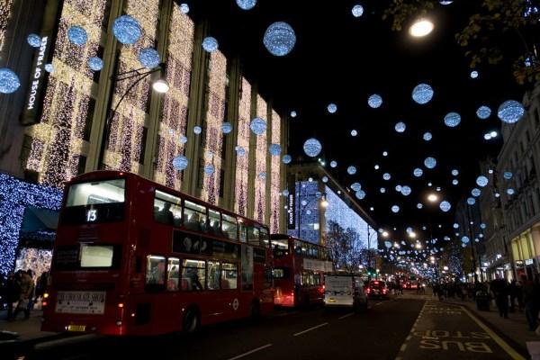 christmas lights london 2019 # 21