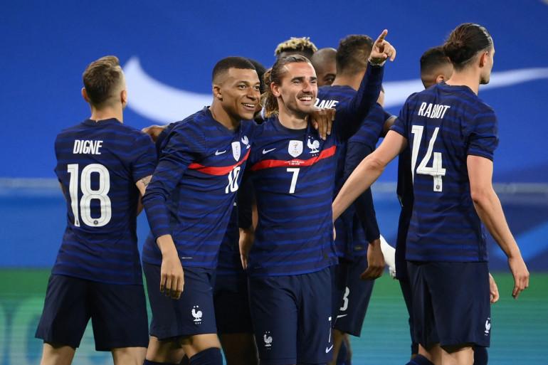 Euro 2021 L Equipe De France Va S Imposer Estiment 56 Des Francais