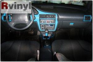 Dash Kit Decal Auto Interior Trim Chevy Cavalier 19951999 | eBay