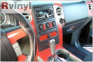Dash Kit Decal Auto Interior Trim for Ford F150 20042008 | eBay