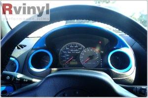Dash Kit Decal Auto Interior Trim for Mitsubishi Eclipse 20002005 & Others