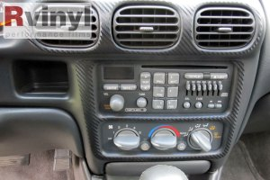 Dash Kit Decal Auto Interior Trim for Pontiac Grand Prix