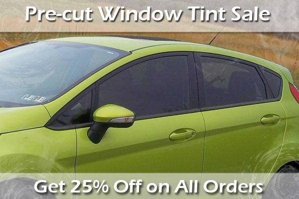 25% Off All Window Tint Kits