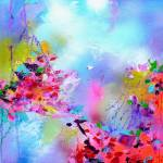 Large Colorful Abstract Painting Fresh Moods 18 Modern Abstract Artwork On Canvas Painting By Soos Roxana Gabriela Saatchi Art