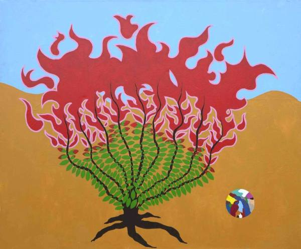burning bush # 88