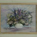 Wildflower Bouquet Painting By Elena Pogozheva Saatchi Art